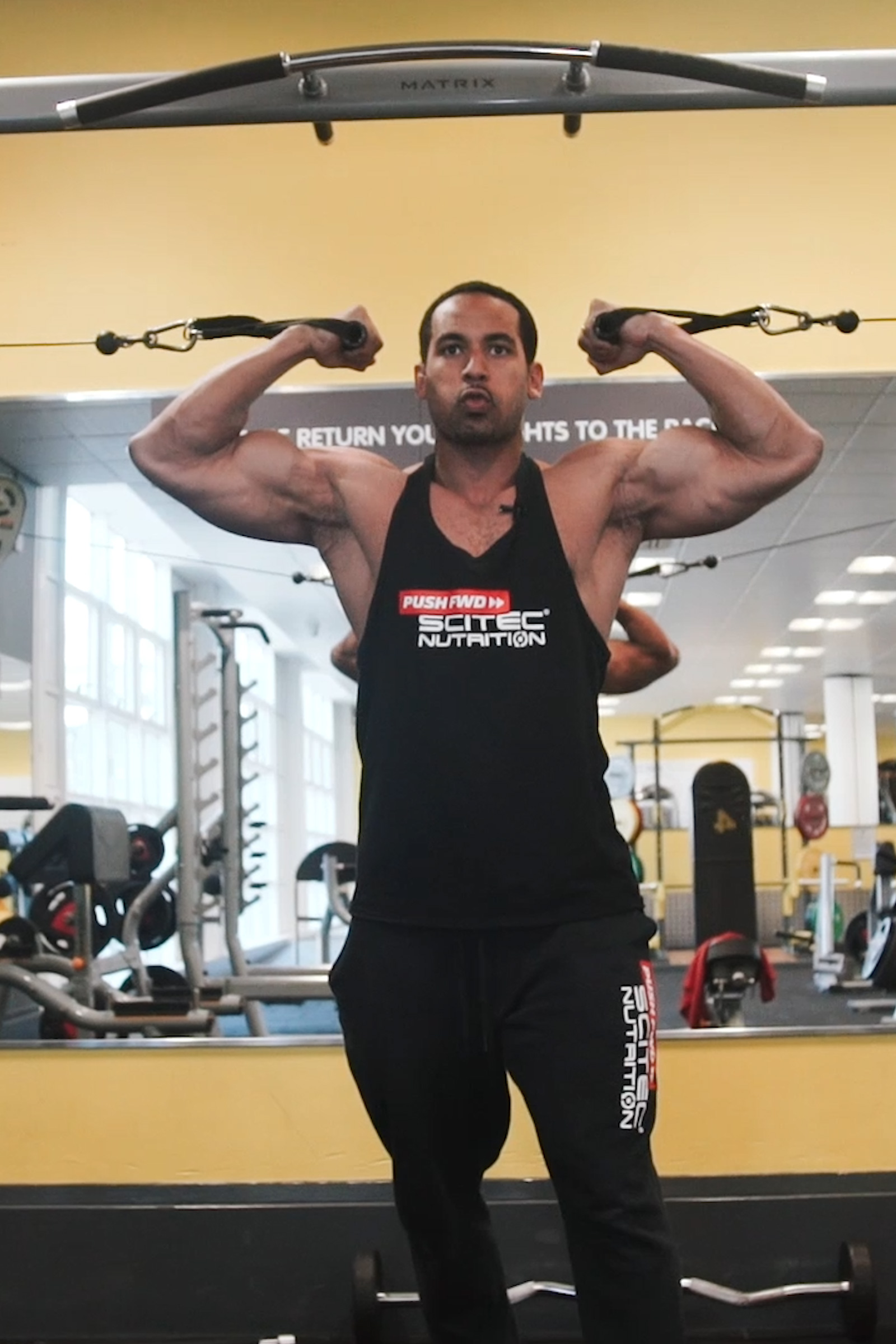 Scitec Nutrition Gym Club